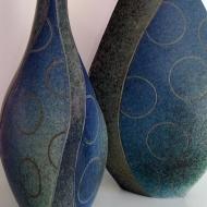 Tripot Vases