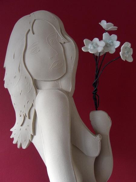 Flower Gir lDetail