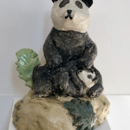 Garden Panda, kids pottery classes