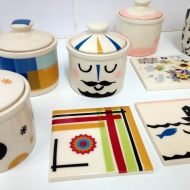 Transfer cermaics, pottery classes and courses